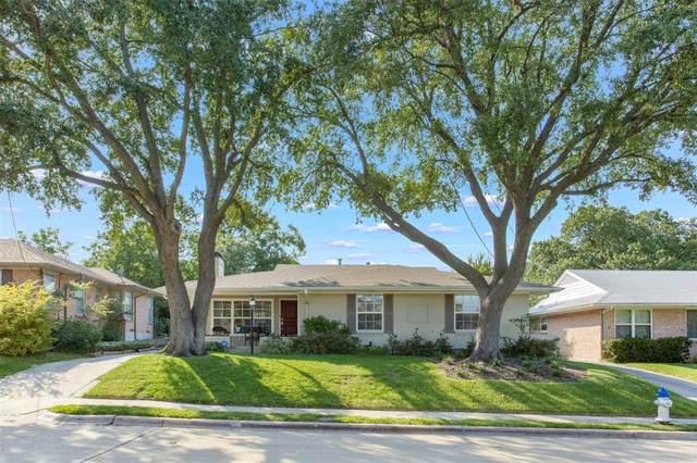 6780 Lakefair Circle, Dallas, TX 75214 (MLS #14409974) :: The Heyl Group at Keller Williams