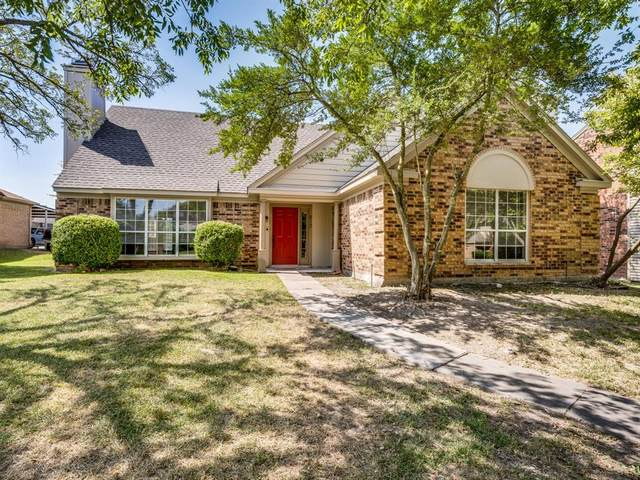 812 Courson Drive, Desoto, TX 75115 (MLS #14410001) :: The Heyl Group at Keller Williams
