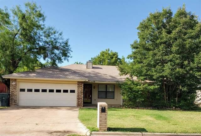 1518 Seamans Way, Abilene, TX 79602 (MLS #14410002) :: All Cities USA Realty
