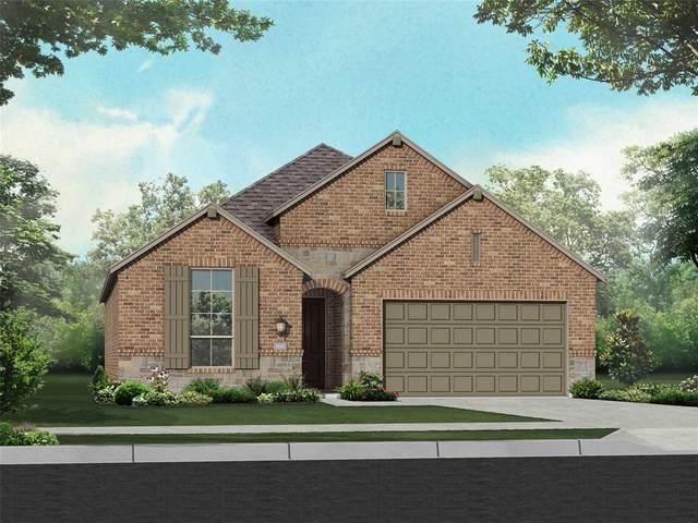 1204 Thrasher Drive, Little Elm, TX 75068 (MLS #14410003) :: The Heyl Group at Keller Williams