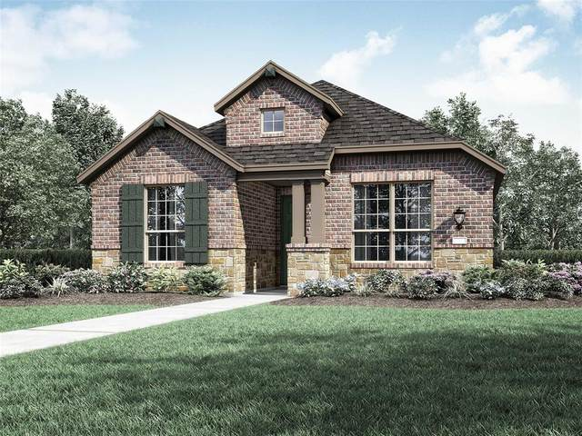 401 Mustang Draw Trail, Mckinney, TX 75071 (MLS #14410032) :: EXIT Realty Elite