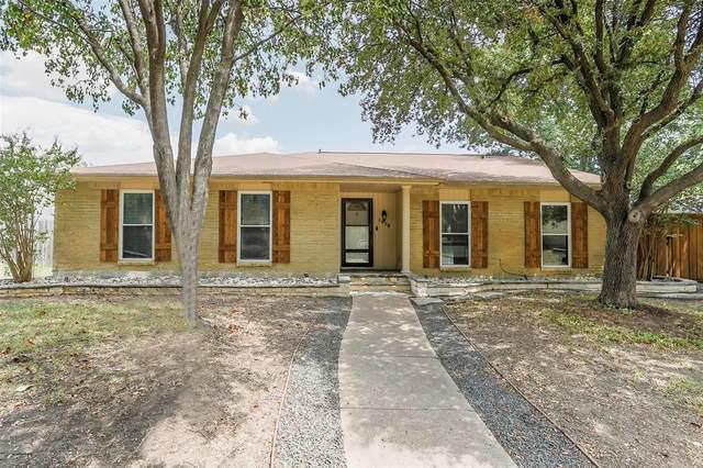 1935 Castille Drive, Carrollton, TX 75007 (MLS #14410044) :: The Heyl Group at Keller Williams
