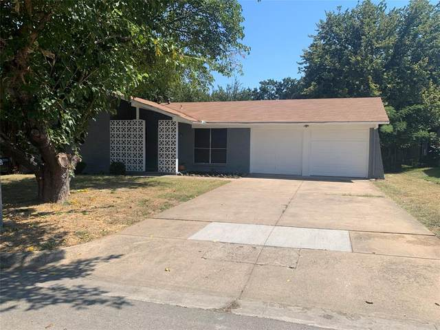 3840 Oak Haven Drive, Forest Hill, TX 76119 (MLS #14410053) :: The Heyl Group at Keller Williams
