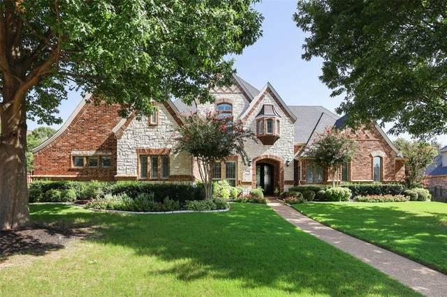 2333 Bridgewood Drive, Keller, TX 76262 (MLS #14410072) :: Robbins Real Estate Group