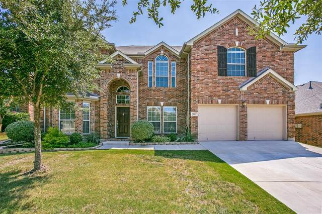 9012 Mcfarland Way, Fort Worth, TX 76244 (MLS #14410097) :: Tenesha Lusk Realty Group