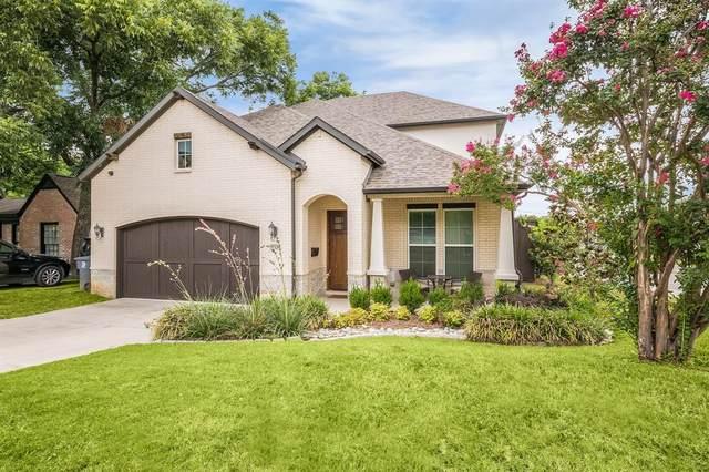 7339 Coronado Avenue, Dallas, TX 75214 (MLS #14410113) :: Maegan Brest | Keller Williams Realty