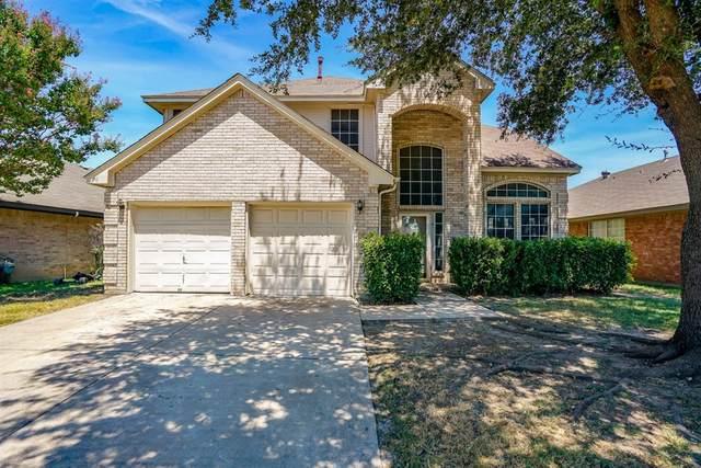 1028 Sagewood Lane, Saginaw, TX 76131 (MLS #14410171) :: The Heyl Group at Keller Williams