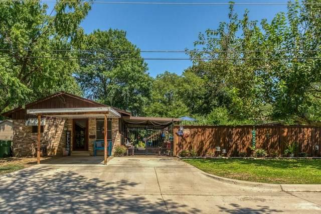 305 Tarrant Street, Mansfield, TX 76063 (MLS #14410182) :: Tenesha Lusk Realty Group