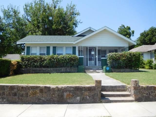 2501 Loraine Street, Fort Worth, TX 76106 (MLS #14410187) :: The Heyl Group at Keller Williams