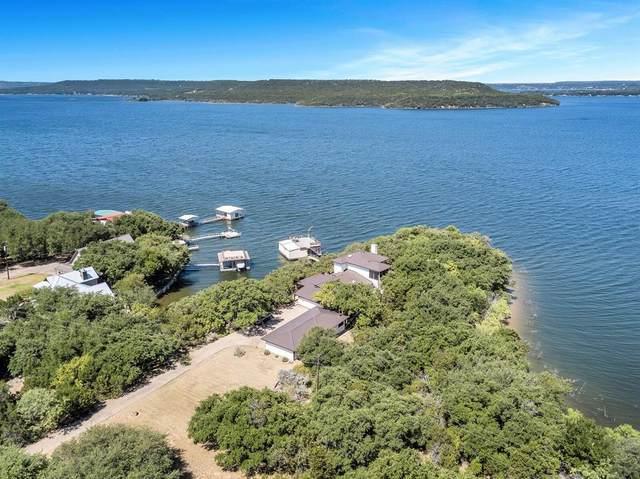 2411 Lower Burma Road, Possum Kingdom Lake, TX 76449 (MLS #14410224) :: Trinity Premier Properties