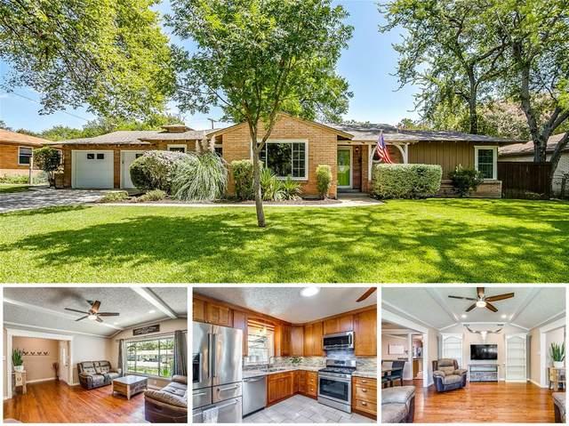 3536 Granada Drive, Richland Hills, TX 76118 (MLS #14410225) :: The Heyl Group at Keller Williams