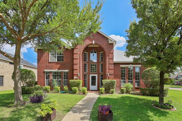 3800 Kite Meadow Drive, Plano, TX 75074 (MLS #14410241) :: The Heyl Group at Keller Williams