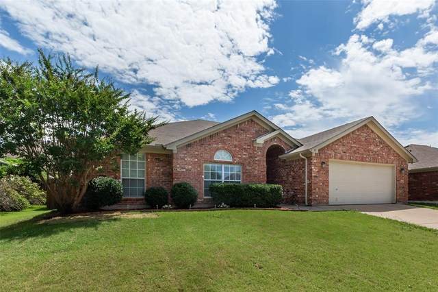 8 Rochelle Court, Mansfield, TX 76063 (MLS #14410295) :: The Heyl Group at Keller Williams