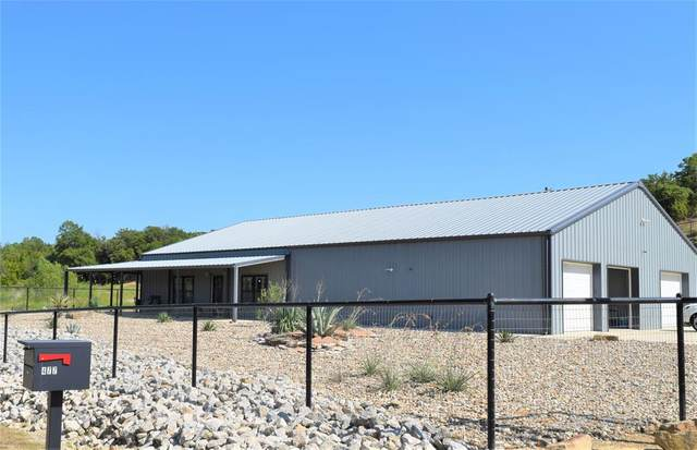 477 Holders Chapel Road, Weatherford, TX 76088 (MLS #14410301) :: The Kimberly Davis Group