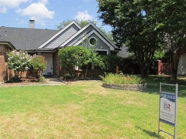 1124 Prospect Drive, Flower Mound, TX 75028 (MLS #14410310) :: EXIT Realty Elite