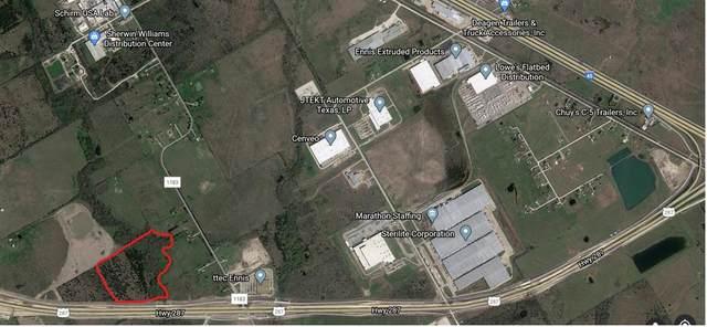 00 Hwy 287, Ennis, TX 75119 (MLS #14410312) :: Maegan Brest | Keller Williams Realty