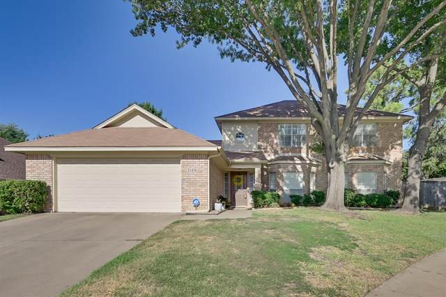3105 Brighton Court, Bedford, TX 76021 (MLS #14410331) :: The Heyl Group at Keller Williams