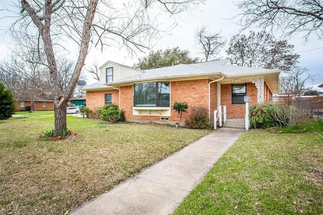 6570 Ascot Lane, Dallas, TX 75214 (MLS #14410341) :: Maegan Brest | Keller Williams Realty
