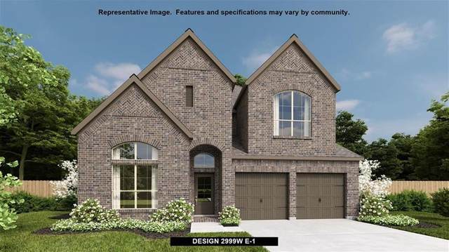 2812 Saltwood Court, Celina, TX 75009 (MLS #14410343) :: The Heyl Group at Keller Williams