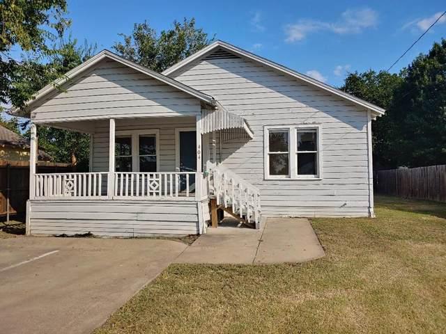 404 W Lampasas Street, Ennis, TX 75119 (MLS #14410348) :: Team Tiller