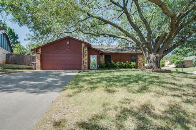 9000 Hunting Green Court, Fort Worth, TX 76134 (MLS #14410365) :: The Heyl Group at Keller Williams