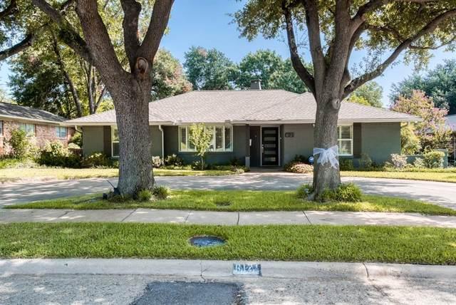 6121 Town Hill Lane, Dallas, TX 75214 (MLS #14410377) :: Robbins Real Estate Group