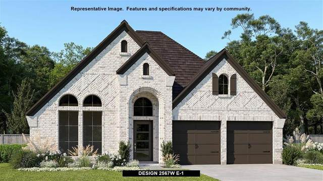2821 Saltwood Court, Celina, TX 75009 (MLS #14410389) :: The Heyl Group at Keller Williams