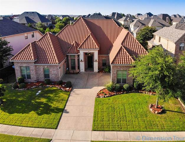 1080 Great Meadow Drive, Allen, TX 75013 (MLS #14410393) :: EXIT Realty Elite