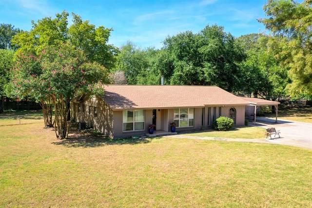 8912 Eden Road, North Richland Hills, TX 76182 (MLS #14410410) :: The Heyl Group at Keller Williams