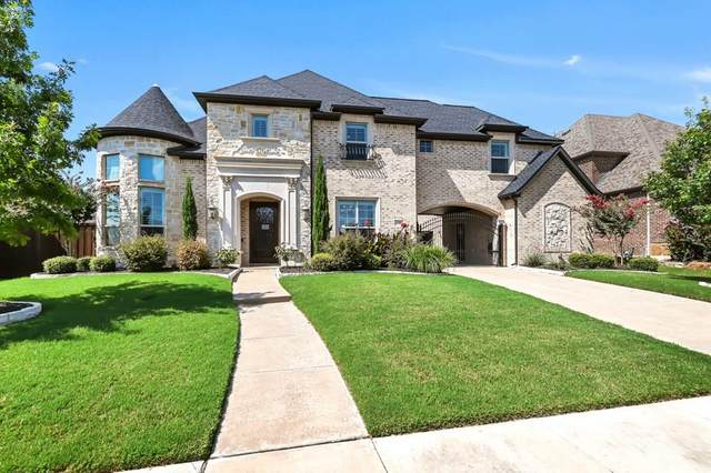 2280 Talbot Drive, Frisco, TX 75033 (MLS #14410426) :: Real Estate By Design