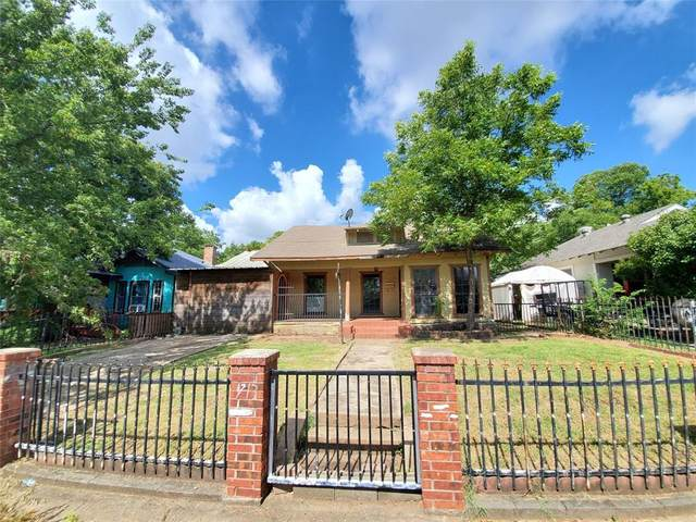 713 S Willomet Avenue, Dallas, TX 75208 (MLS #14410449) :: The Kimberly Davis Group