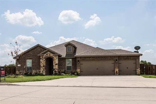 313 Amber Lane, Nevada, TX 75173 (MLS #14410468) :: The Heyl Group at Keller Williams