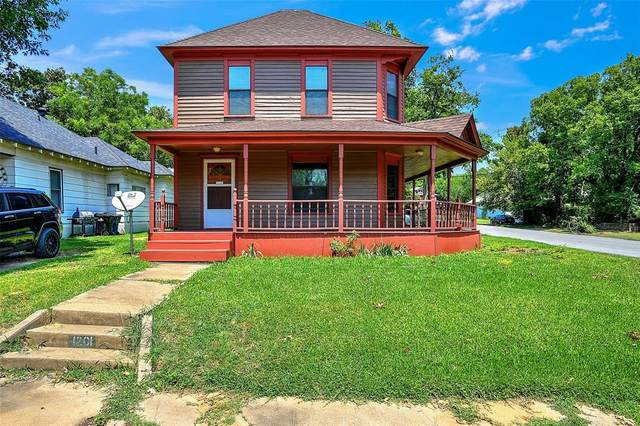 1201 W Main Street, Denison, TX 75020 (MLS #14410476) :: Frankie Arthur Real Estate