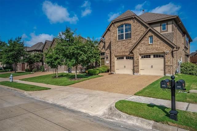 1013 Edgefield Lane, Forney, TX 75126 (MLS #14410491) :: The Heyl Group at Keller Williams