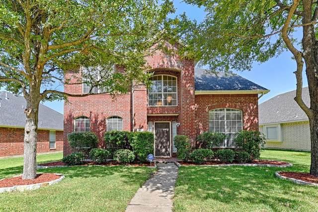 1306 Heather Brook Drive, Allen, TX 75002 (MLS #14410494) :: The Heyl Group at Keller Williams