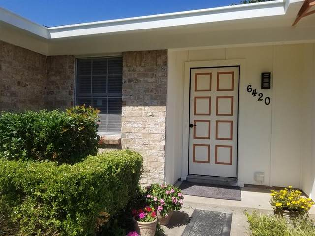 6420 Donna Lane, Forest Hill, TX 76119 (MLS #14410497) :: The Good Home Team