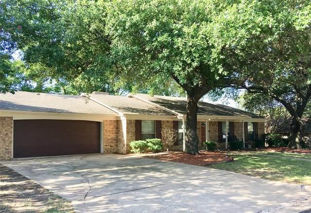 1709 Lakeshore Drive, Sulphur Springs, TX 75482 (MLS #14410500) :: The Rhodes Team