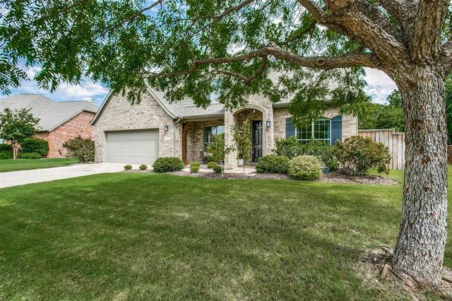116 Crooked Cove, Argyle, TX 76226 (MLS #14410503) :: Justin Bassett Realty