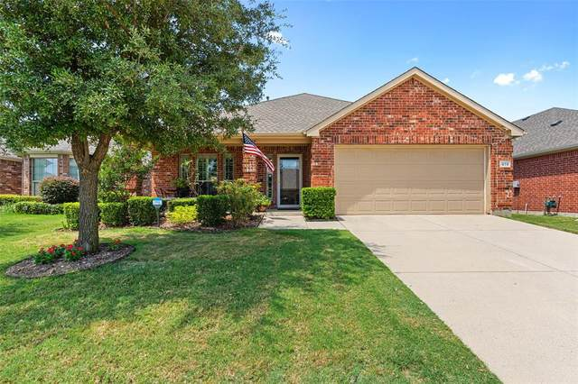 416 Byron Nelson Drive, Mckinney, TX 75072 (MLS #14410513) :: Real Estate By Design