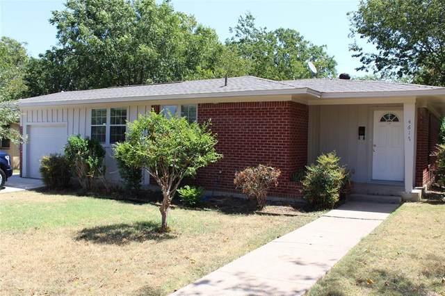 4617 Trail Lake Drive, Fort Worth, TX 76133 (MLS #14410518) :: Keller Williams Realty