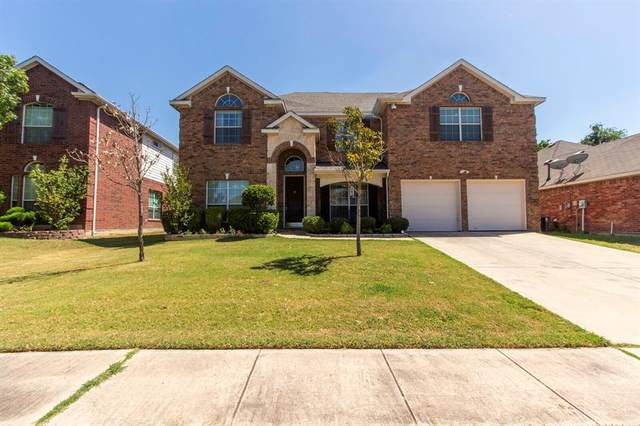 2715 Potter Court, Grand Prairie, TX 75052 (MLS #14410527) :: All Cities USA Realty