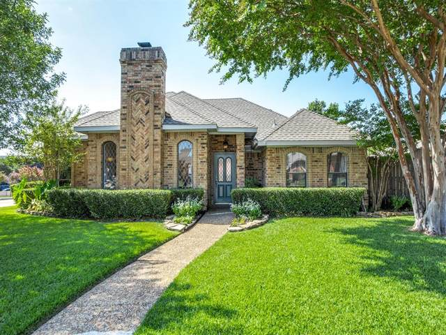 1400 Callaway Drive, Plano, TX 75075 (MLS #14410529) :: The Heyl Group at Keller Williams