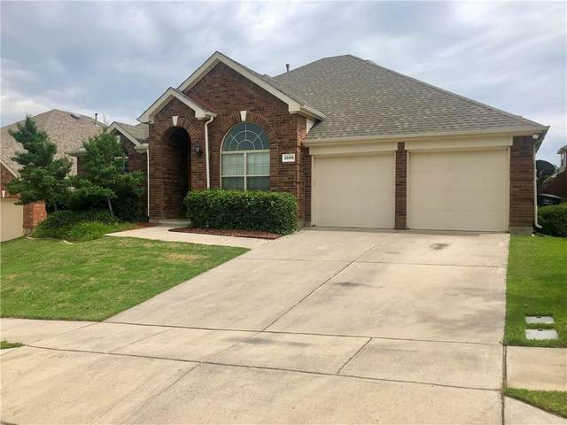 3008 Sawtimber Trail, Fort Worth, TX 76244 (MLS #14410534) :: Real Estate By Design