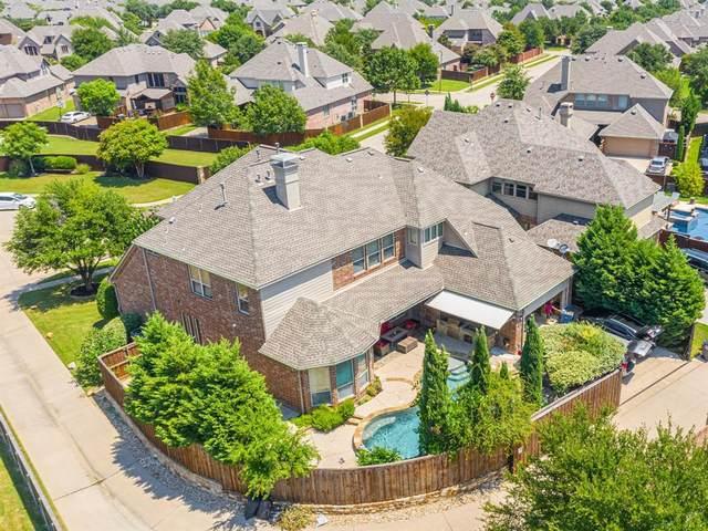 1429 Cibolo Drive, Allen, TX 75013 (MLS #14410539) :: Tenesha Lusk Realty Group