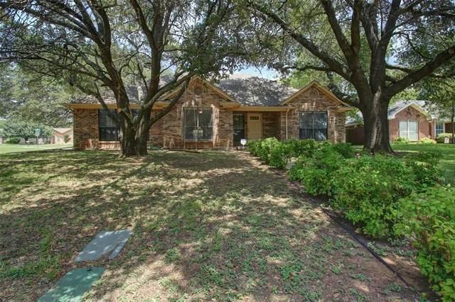 414 Mcanear Street, Cleburne, TX 76033 (MLS #14410544) :: The Tierny Jordan Network