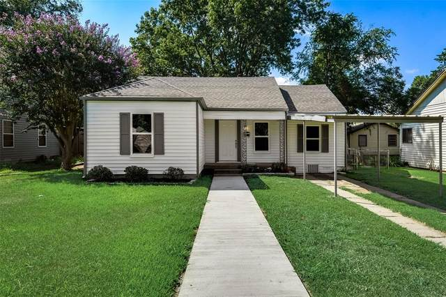 1125 Maryell Street, Terrell, TX 75160 (MLS #14410570) :: Maegan Brest | Keller Williams Realty