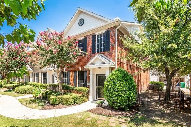 4961 Stone Gate Trail, Mckinney, TX 75070 (MLS #14410574) :: Robbins Real Estate Group