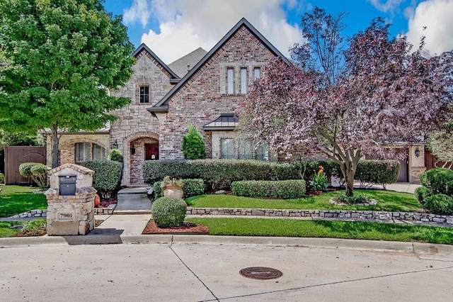 7901 Forest Lakes Court, North Richland Hills, TX 76182 (MLS #14410580) :: The Tierny Jordan Network