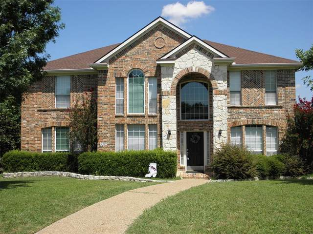 2409 Mulberry Lane, Rowlett, TX 75088 (MLS #14410596) :: RE/MAX Pinnacle Group REALTORS
