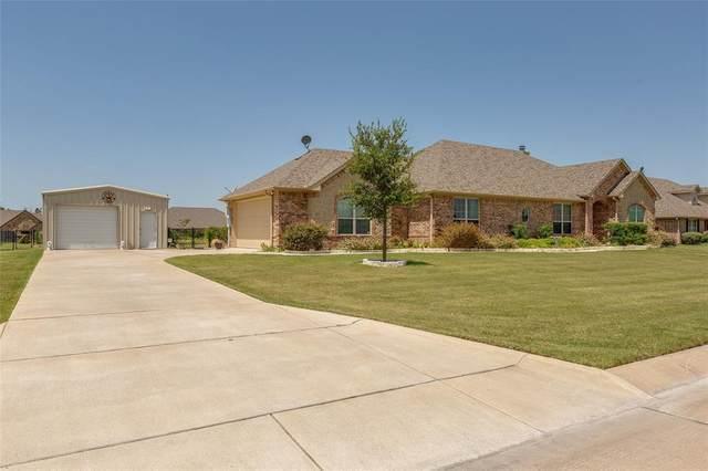 503 Hubbard Circle, Nevada, TX 75173 (MLS #14410600) :: The Heyl Group at Keller Williams